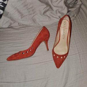 Sole Society heels sz 9.5